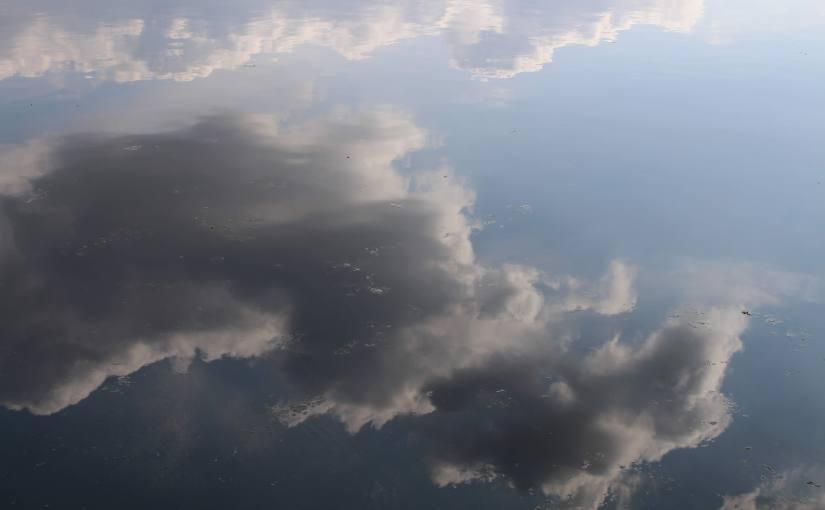Clouds In TheLake