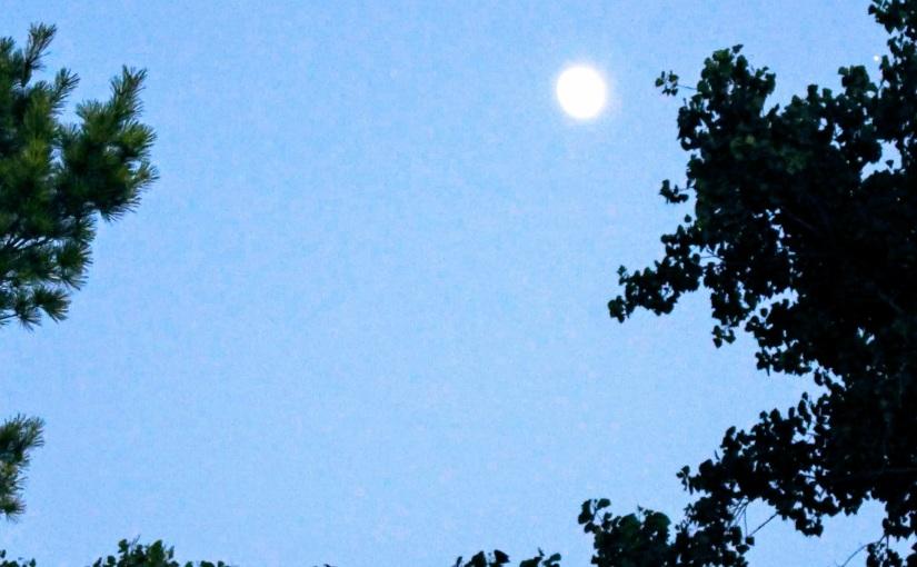 Full Moon/Lunar EclipsePrayer